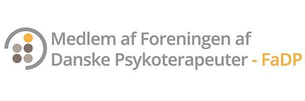 Foreningen af danske psykoterapeuter logo